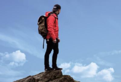 Hiking Marketing trail