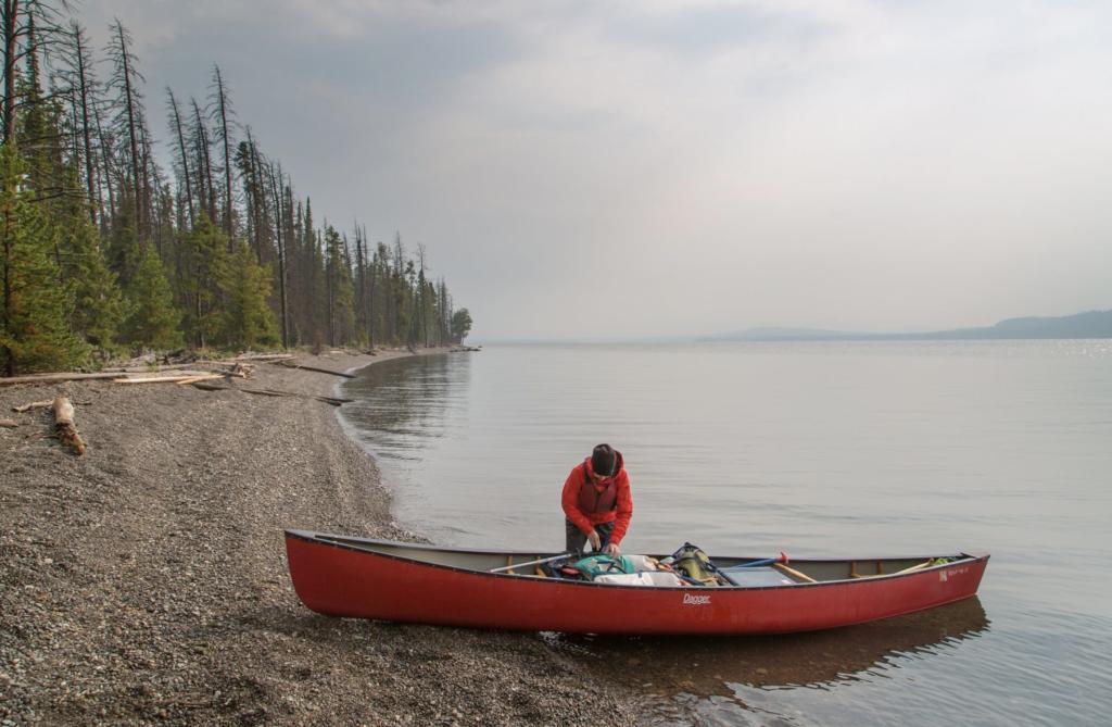 Leave No Trace Rivers Waterways Canoe Kayak