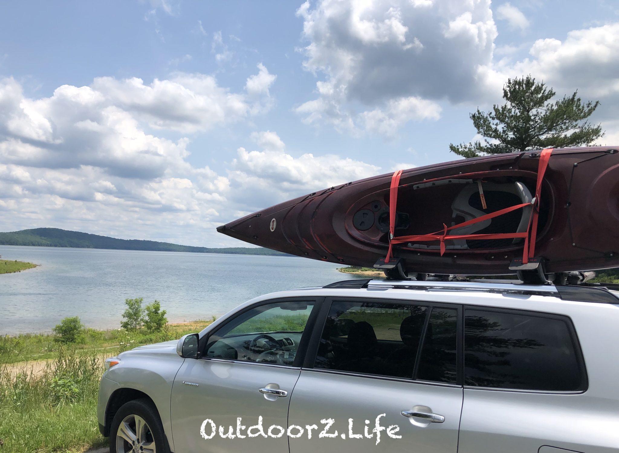 OutdoorZ.Life Round Valley Kayak