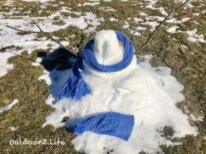 Outsoorzlife, snowman