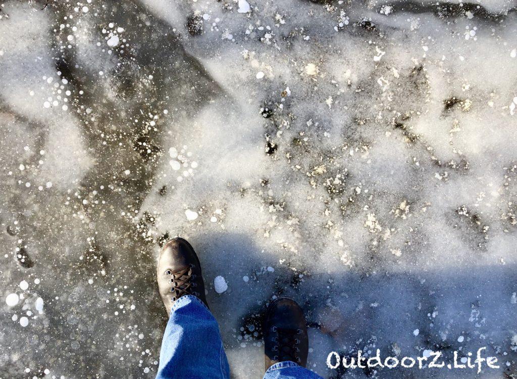 Outdoorz.life, winter hiking