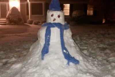Outdoorzlife, snowman
