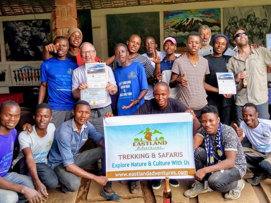 Kilimanjaro, Eastland Adventures, Outdoorzlife