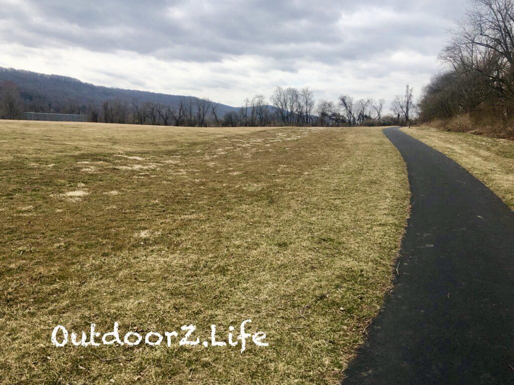 Walking path, jogging path, Outdoorzlife