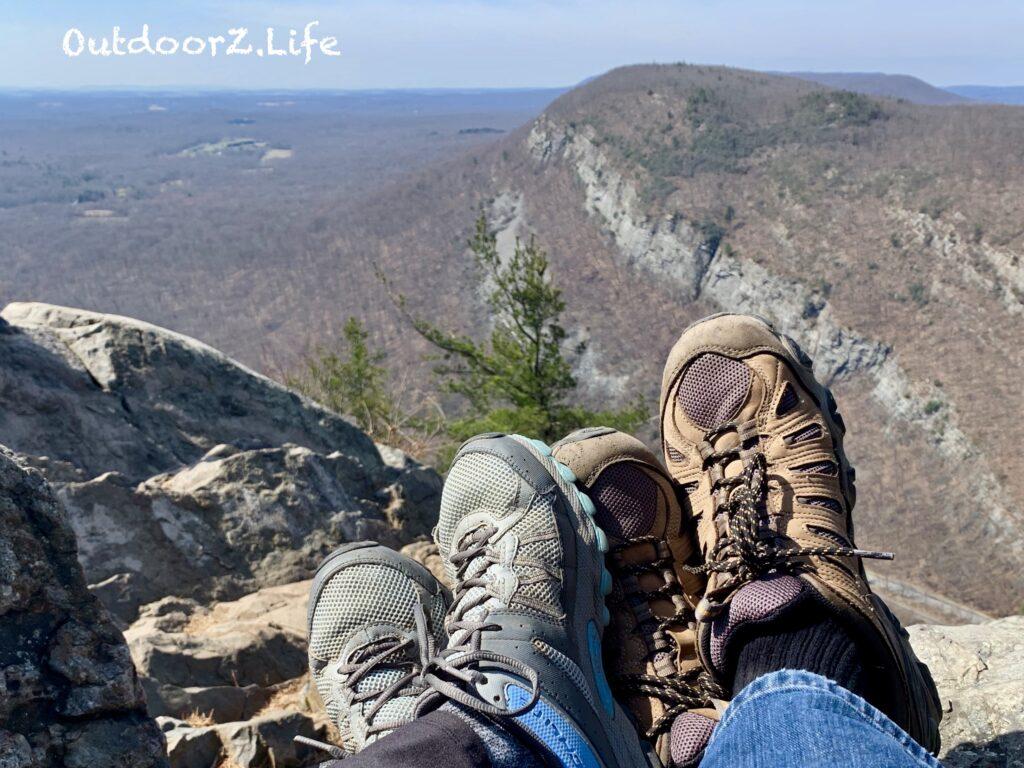 Outdoorzlife, Mount Tammany, Delaware Water Gap, New Jersey