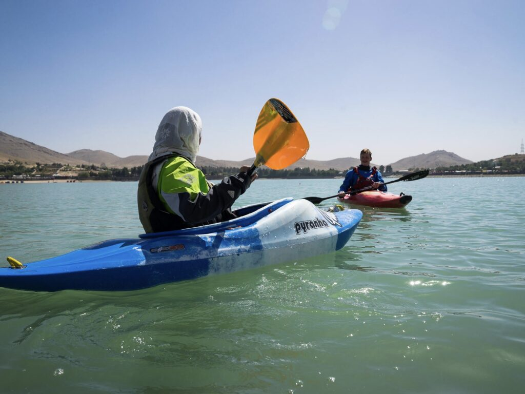 Outdoorzlife, Afghanistan, Kayaking