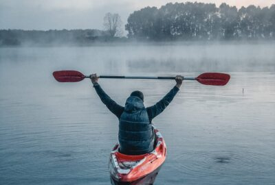 Beginner kayaking basics