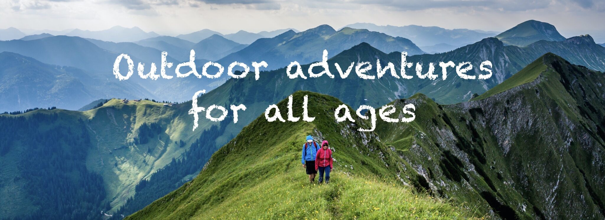 Outdoor adventures for all ages