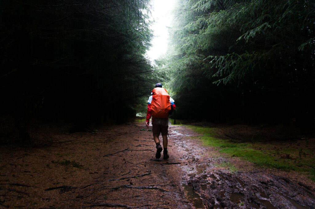 Backpacking over the age of 50