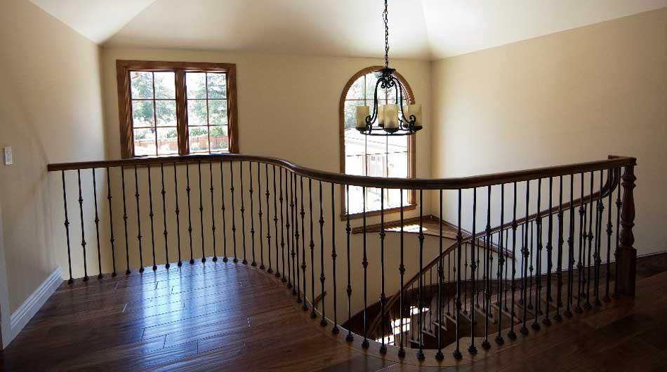 Atherton Stairs