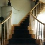 Woodside handrail, all maple - 19