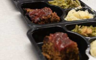Connecting Youth and Seniors Via Meatloaf