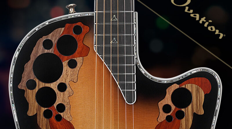 Pesquisa Aeroespacial: Guitarras Ovation