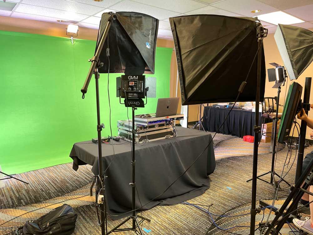 Virtual Event DJ Services
