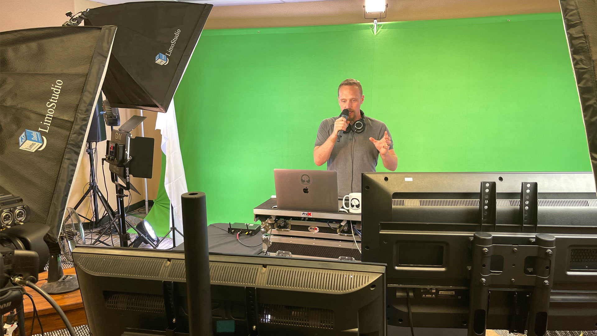 Virtual Event DJ - The Idahoan At The Westbank