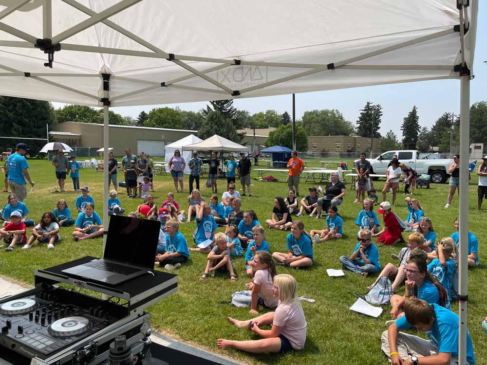 2021 Acton Children's Business Fair in Idaho Falls