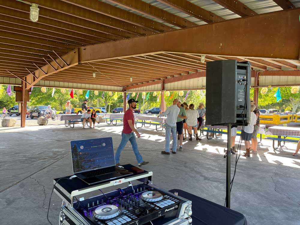 Pocatello Party