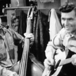 Mitch Jayne and Andy Griffith
