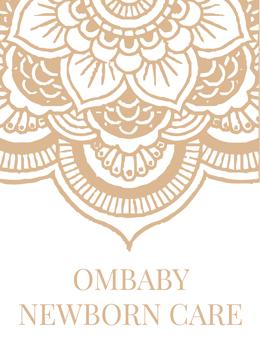 OmBaby Newborn Care Logo