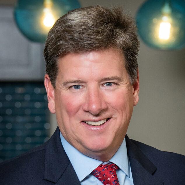 Alan Dye, Area Vice President