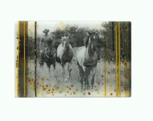 Finding Our Way Home  | 9 x 14 in | Available - Anouk Designs