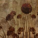 Fall Hydrangea | 20 x 40 in | SOLD