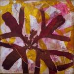 Pinkfairies (10 x 10 in) | Available - Artist's studio