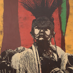 Pow Wow | 60 x 40 in | Available - Sorrel Sky Gallery, Santa Fe NM