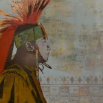 Ready for the Pow Wow | SOLD