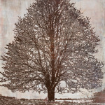 Winter Solstice | 48 x 32 in | SOLD