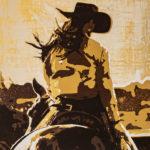 Western Trails (Vol II XI)   14 x 11 in   SOLD