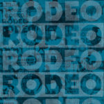 Rodeo, Rodeo | 48 x 32 in | Available - Dick Idol Signature Gallery, Whitefish MT