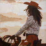 Sunshine of My Life | 12 x 12 in Cowgirl Up! Desert Caballeros Western Museum