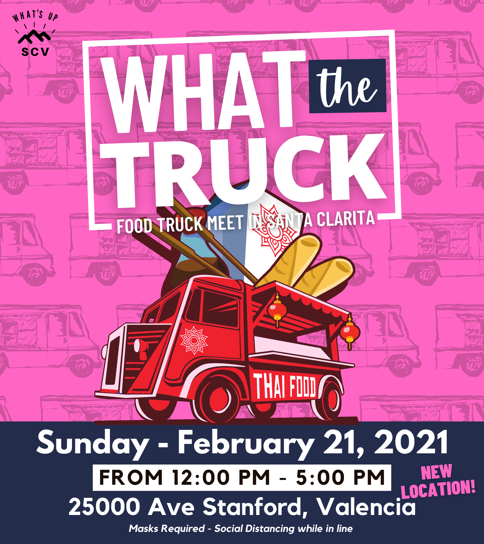 WhatsupSCV Food Truck Event