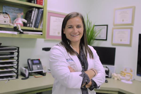 Dr. Amy McCormick