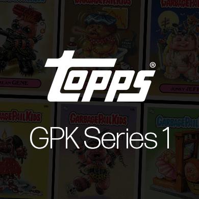 Topps Garbage Pail Kids Series 1 NFTs on Wax