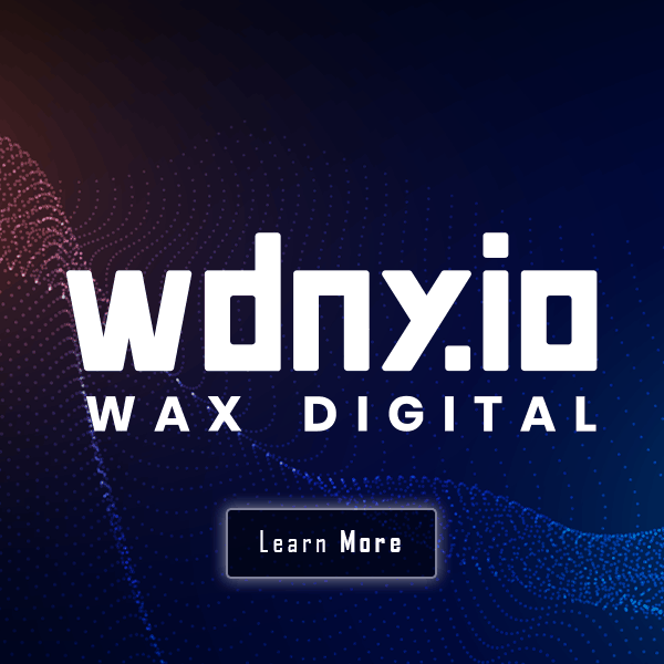 wdny.io wax digital trading card and collectible nfts