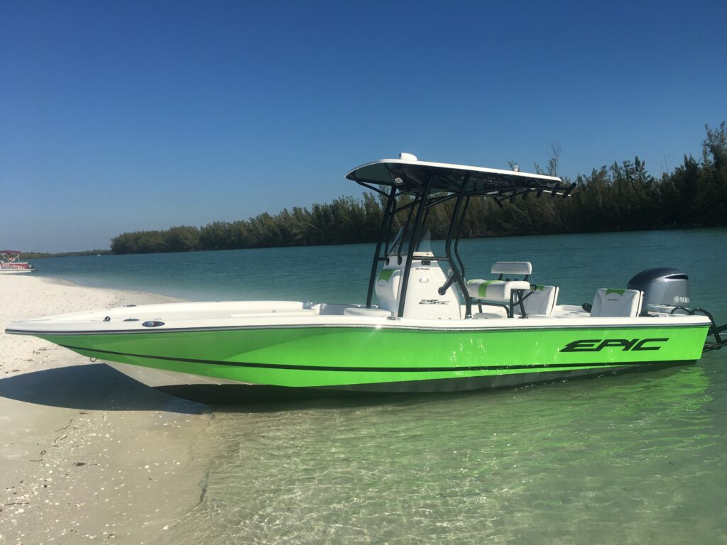 Naples Florida boat rental