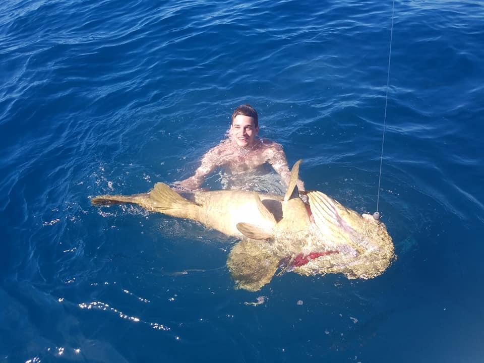 Deep sea fishing in Naples Florida