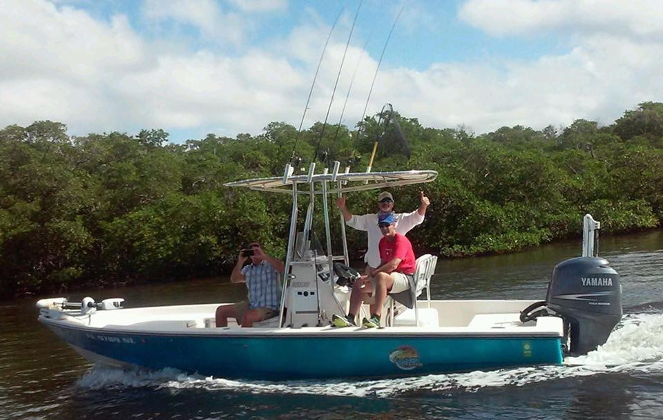 Fishing Charter in Naples Florida