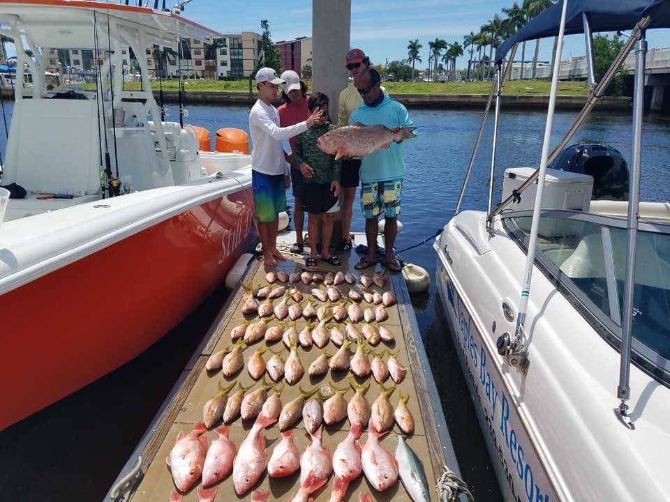 Naples Florida fishing charters