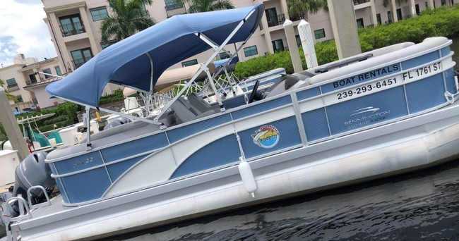 Boat rental in Naples Florida