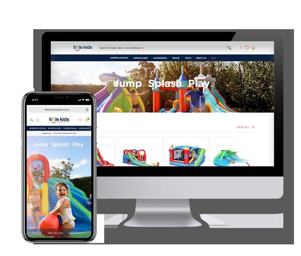 Website design concepts
