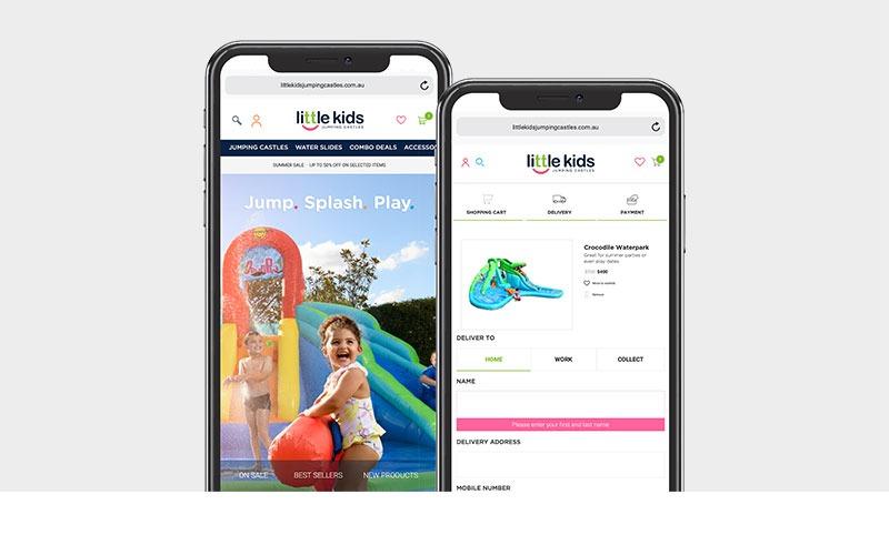 eCommerce Wbsite Development