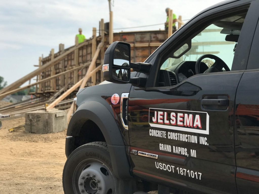 Jelsema Concrete Construction