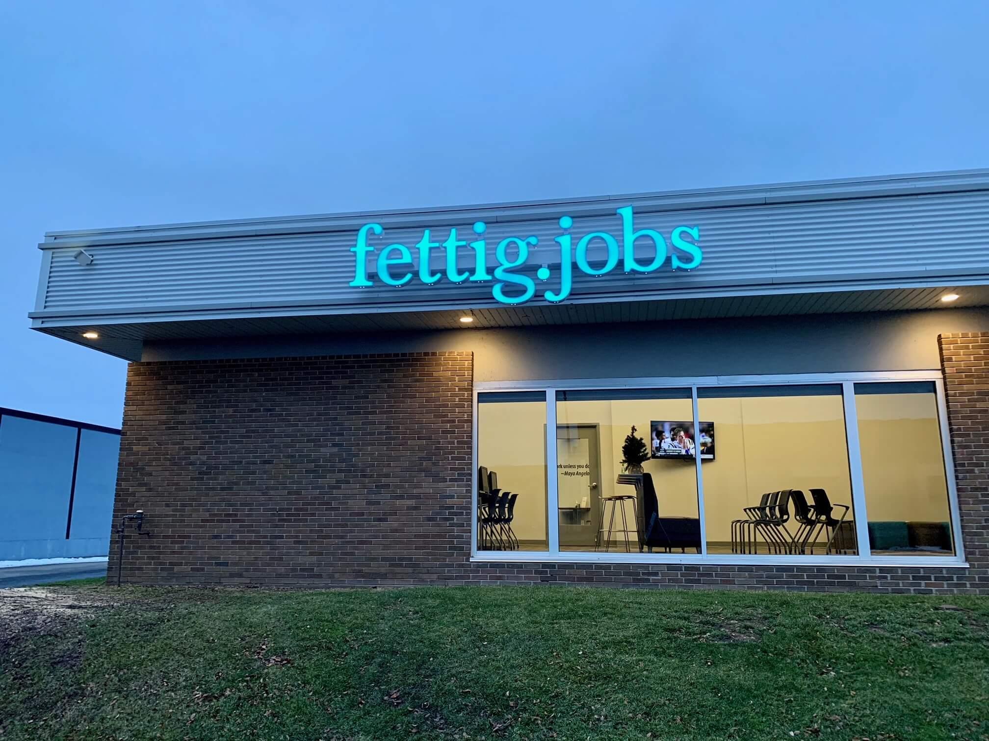 Fettig Jobs