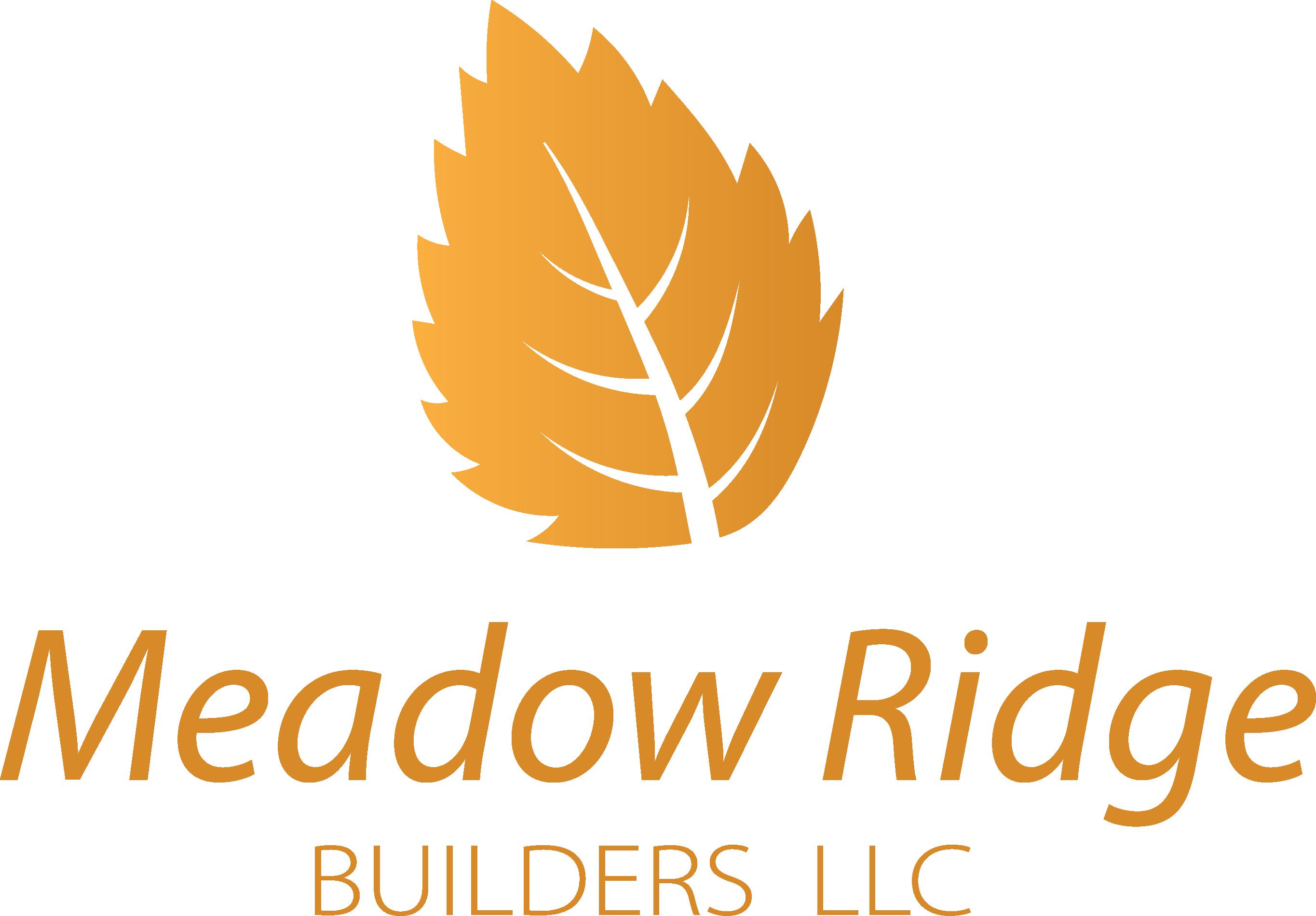 Meadow Ridge Builders_Primary Logo
