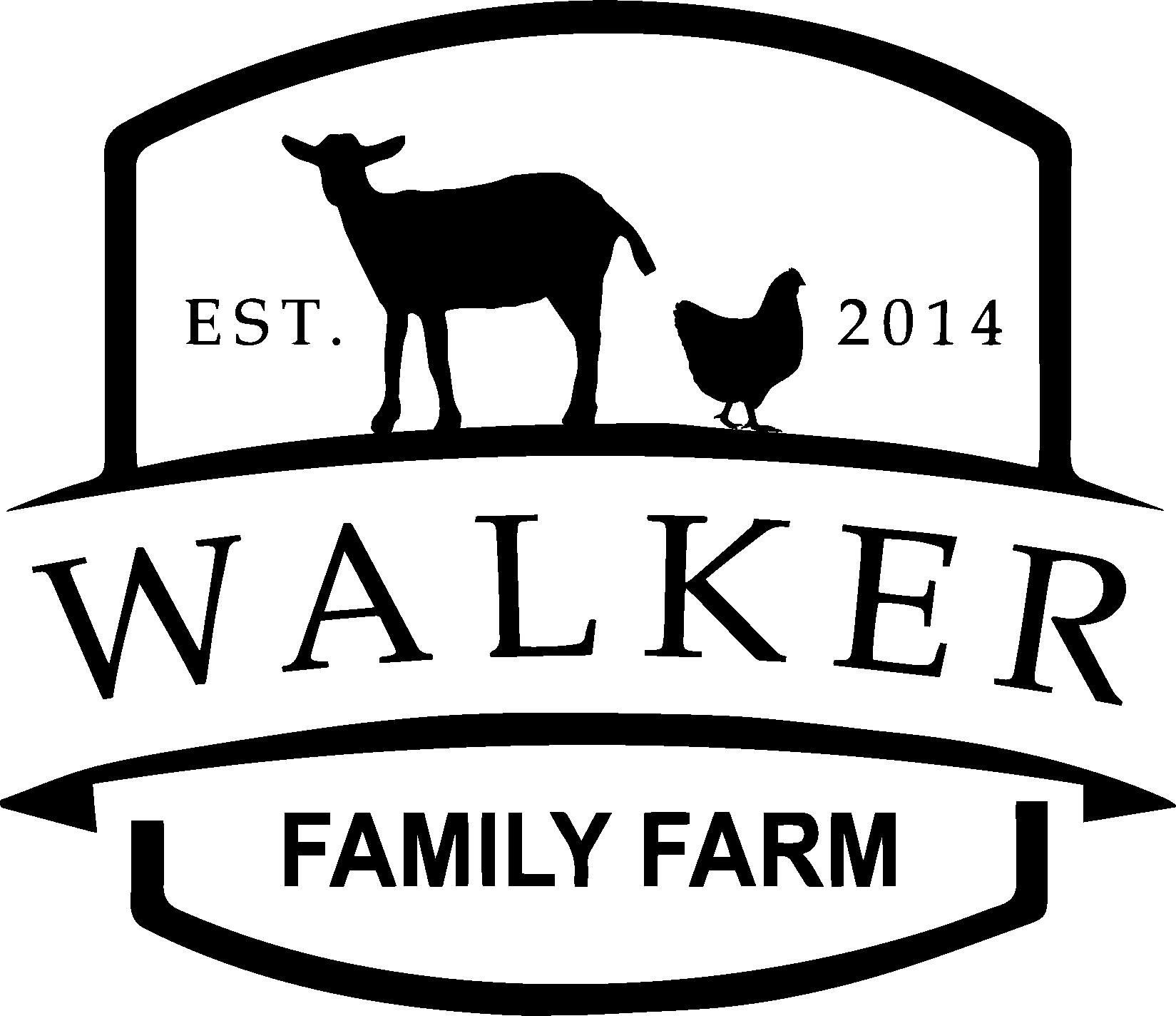 Walker Family Farm Logo 2021