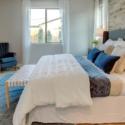 The owner's bedroom.
