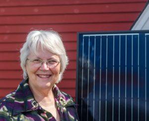 midcoast maine solar energy